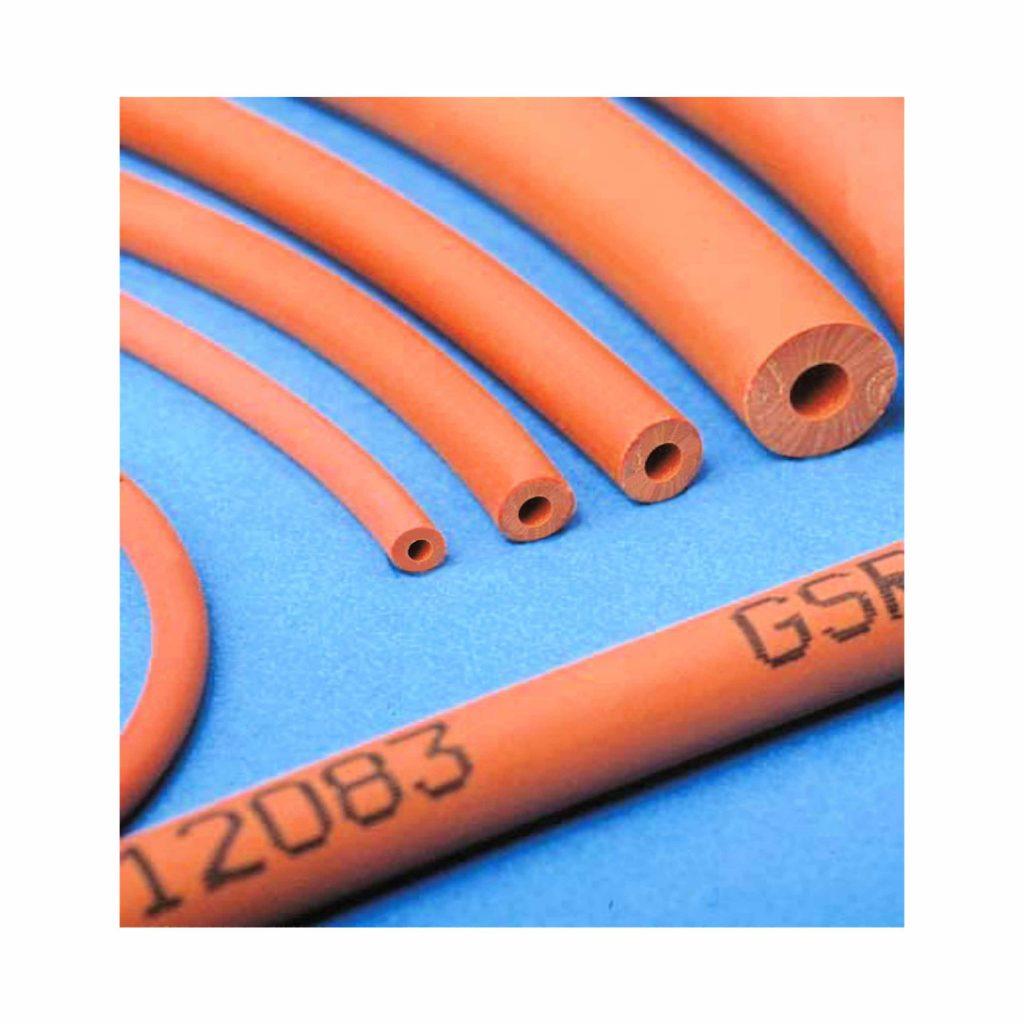 TUBE_ROUGE_A_VIDE_DE_SAINT_GOBAIN_PERFORMANCE_PLASTICS_REF_5470_BSB_CAOUTCHOUCS_PLASTIQUES