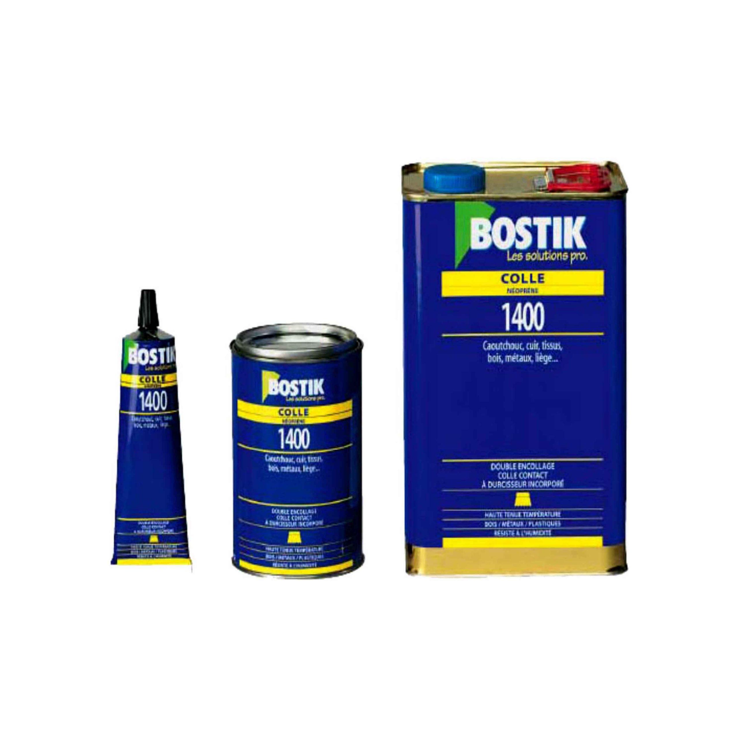 BOSTIK_1400_REF_8500_COLLE_BSB_CAOUTCHOUCS_PLASTIQUES