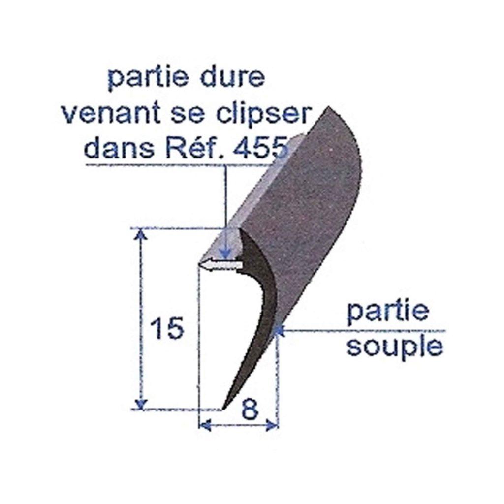 ELASTOMERE_NOIR_BI_DURETE_ROULEAU_DE_50M_REF_1456000_BSB_CAOUTCHOUCS_PLASTIQUES