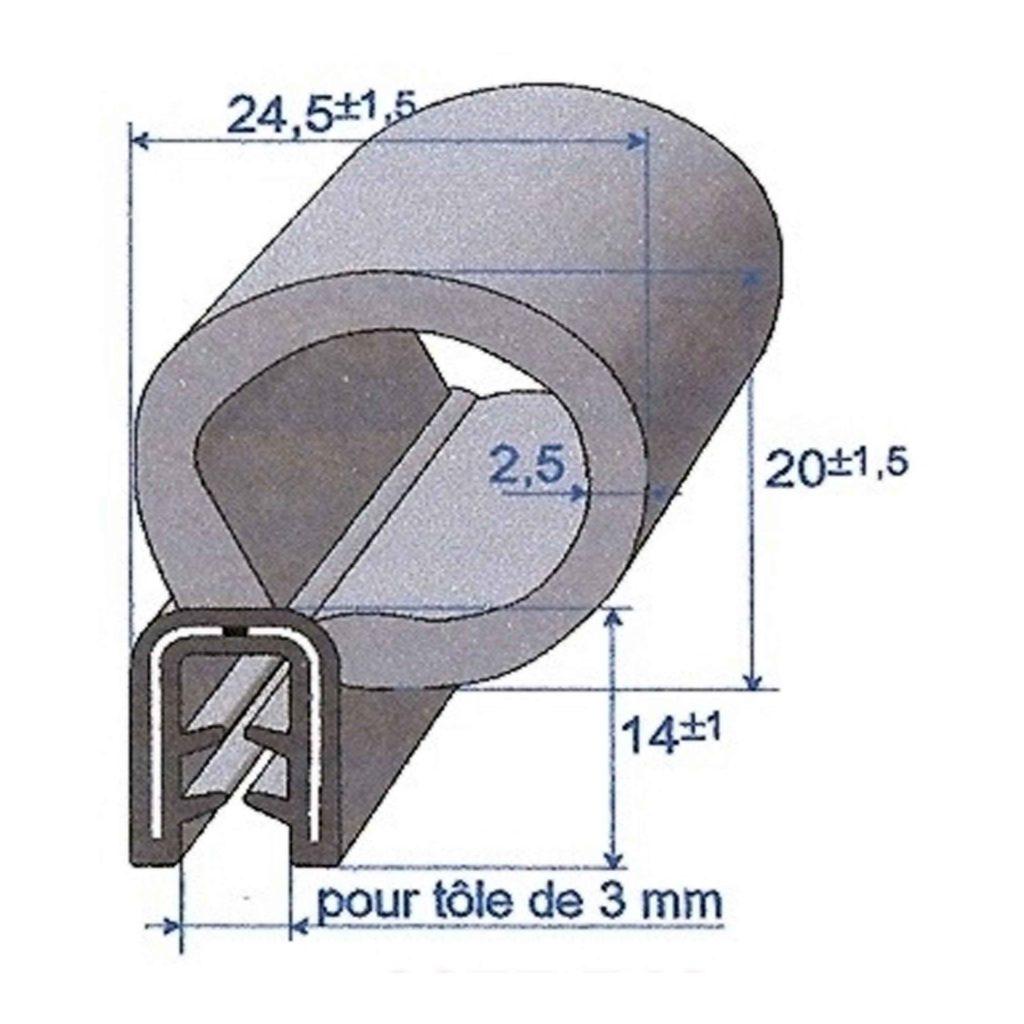 EPDM_BI_DURETE_NOIR_ARMATURE_METAL_ROULEAU_DE_50M_REF_6977740_BSB_CAOUTCHOUCS_PLASTIQUES