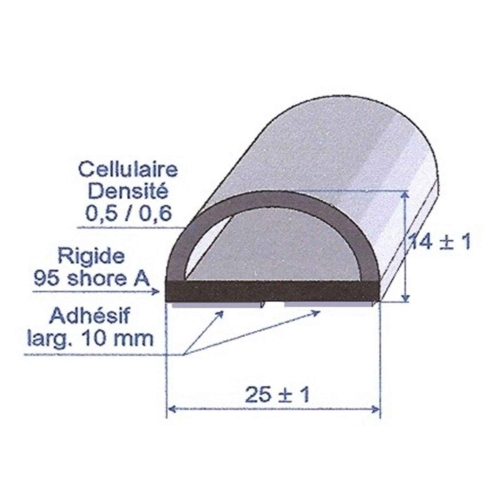 EPDM_CELLULAIRE_NOIR_ADHESIVE_BI_DURETE_ROULEAU_DE_40M_REF_6881558_BSB_CAOUTCHOUCS_PLASTIQUES