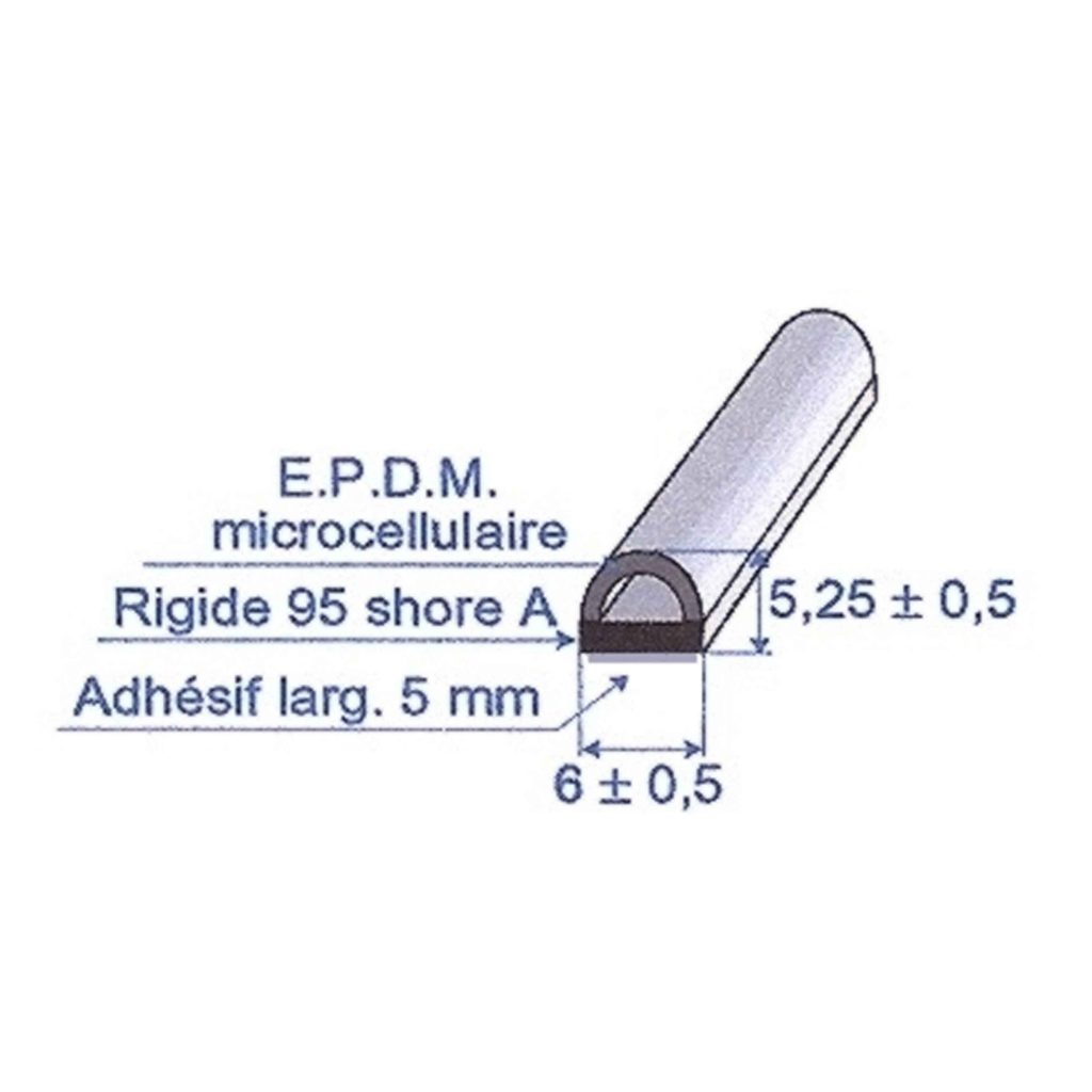 EPDM_CELLULAIRE_NOIR_ADHESIVE_BI_DURETE_ROULEAU_DE_50M_REF_6878557_BSB_CAOUTCHOUCS_PLASTIQUES
