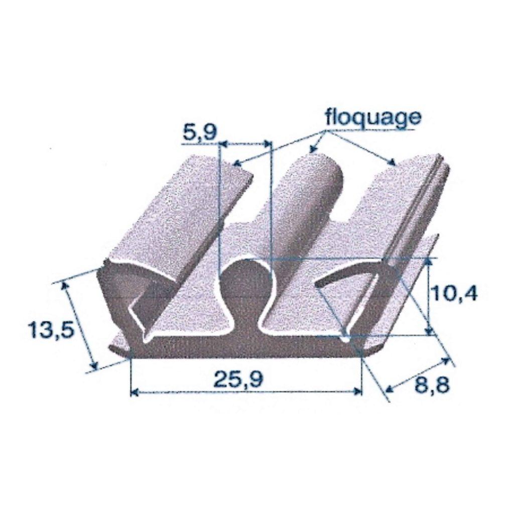 EPDM_NOIR_FLOCAGE_70_SHORE_A_5_ROULEAU_DE_50M_REF_1807000_BSB_CAOUTCHOUCS_PLASTIQUES