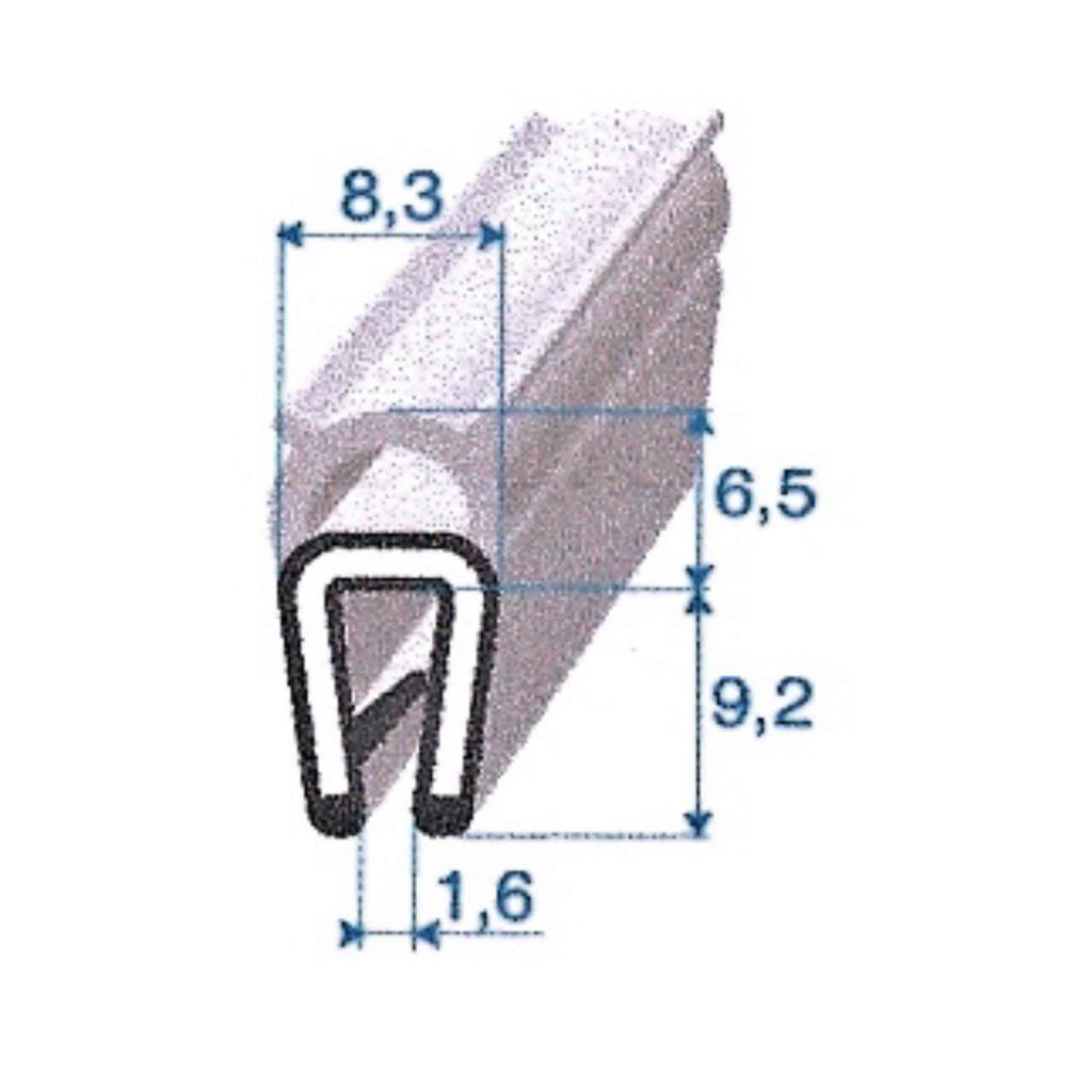 PVC_EPDM_CELLULAIRE_NOIR_ARMATURE_METAL_ROULEAU_DE_100M_REF_1815000_BSB_CAOUTCHOUCS_PLASTIQUES