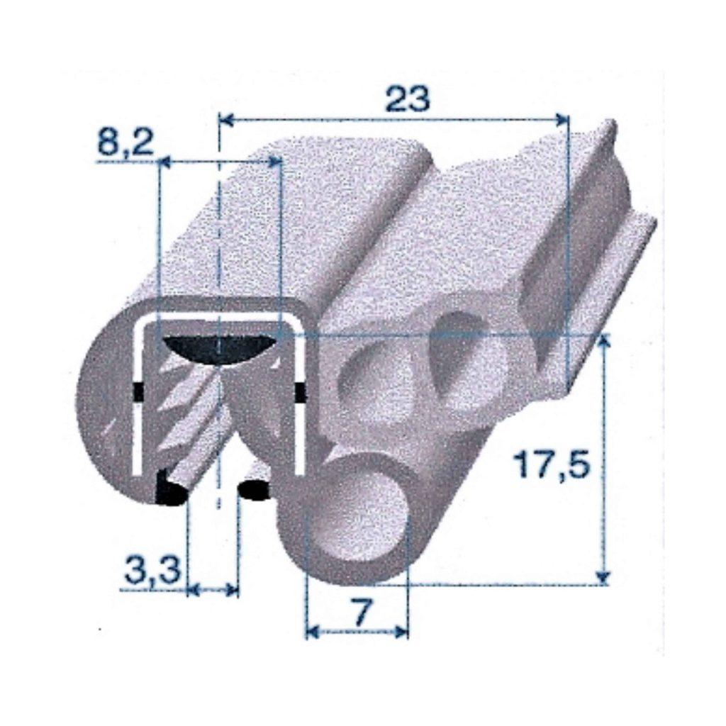 PVC_EPDM_CELLULAIRE_NOIR_ARMATURE_METAL_ROULEAU_DE_25M_REF_1810000_BSB_CAOUTCHOUCS_PLASTIQUES