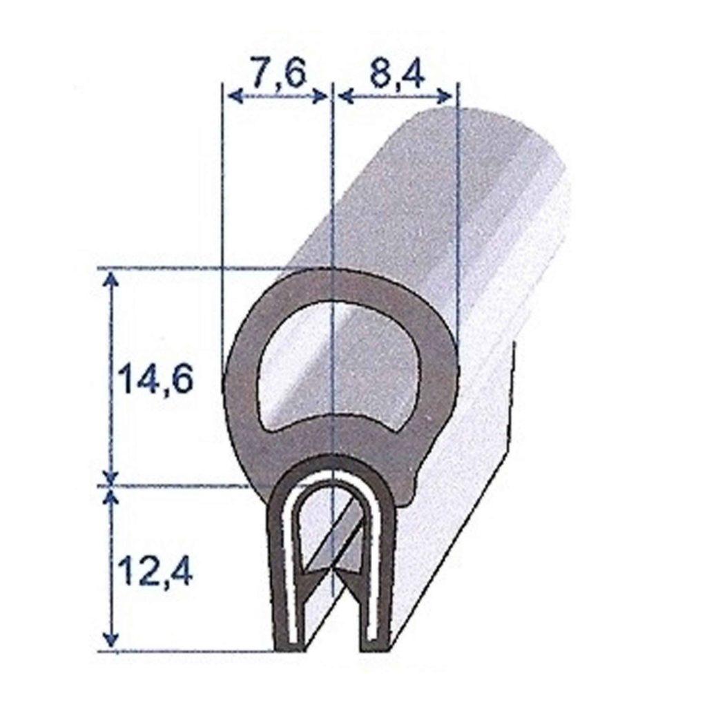PVC_EPDM_CELLULAIRE_NOIR_ARMATURE_METAL_ROULEAU_DE_50M_REF_6974422_BSB_CAOUTCHOUCS_PLASTIQUES