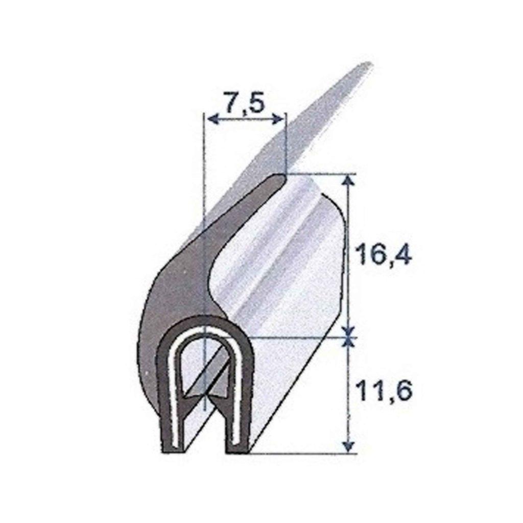 PVC_EPDM_CELLULAIRE_NOIR_ARMATURE_METAL_ROULEAU_DE_50M_REF_6990447_BSB_CAOUTCHOUCS_PLASTIQUES