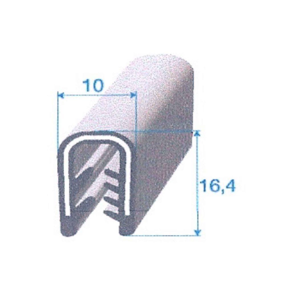 PVC_NOIR_ARMATURE_PLASTIQUE_ROULEAU_DE_50M_REF_1809000_BSB_CAOUTCHOUCS_PLASTIQUES