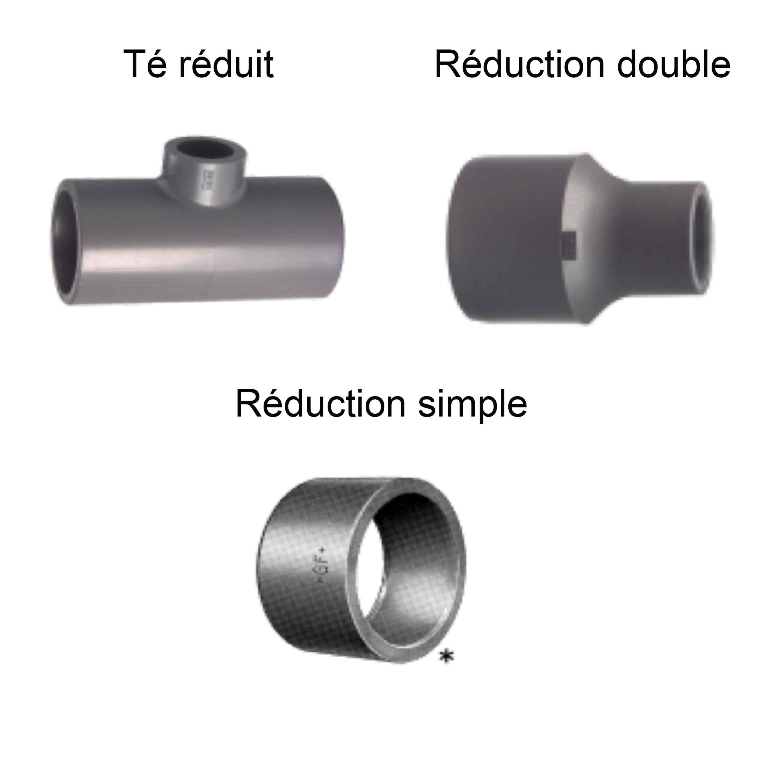 TE_REDUIT_REDUCTION_DOUBLE_REDUCTION_SIMPLE_RACCORDS_PVC_PRESSION_GRIS_FONCE_A_COLLER_REF_5825_BSB_CAOUTCHOUCS_PLASTIQUES