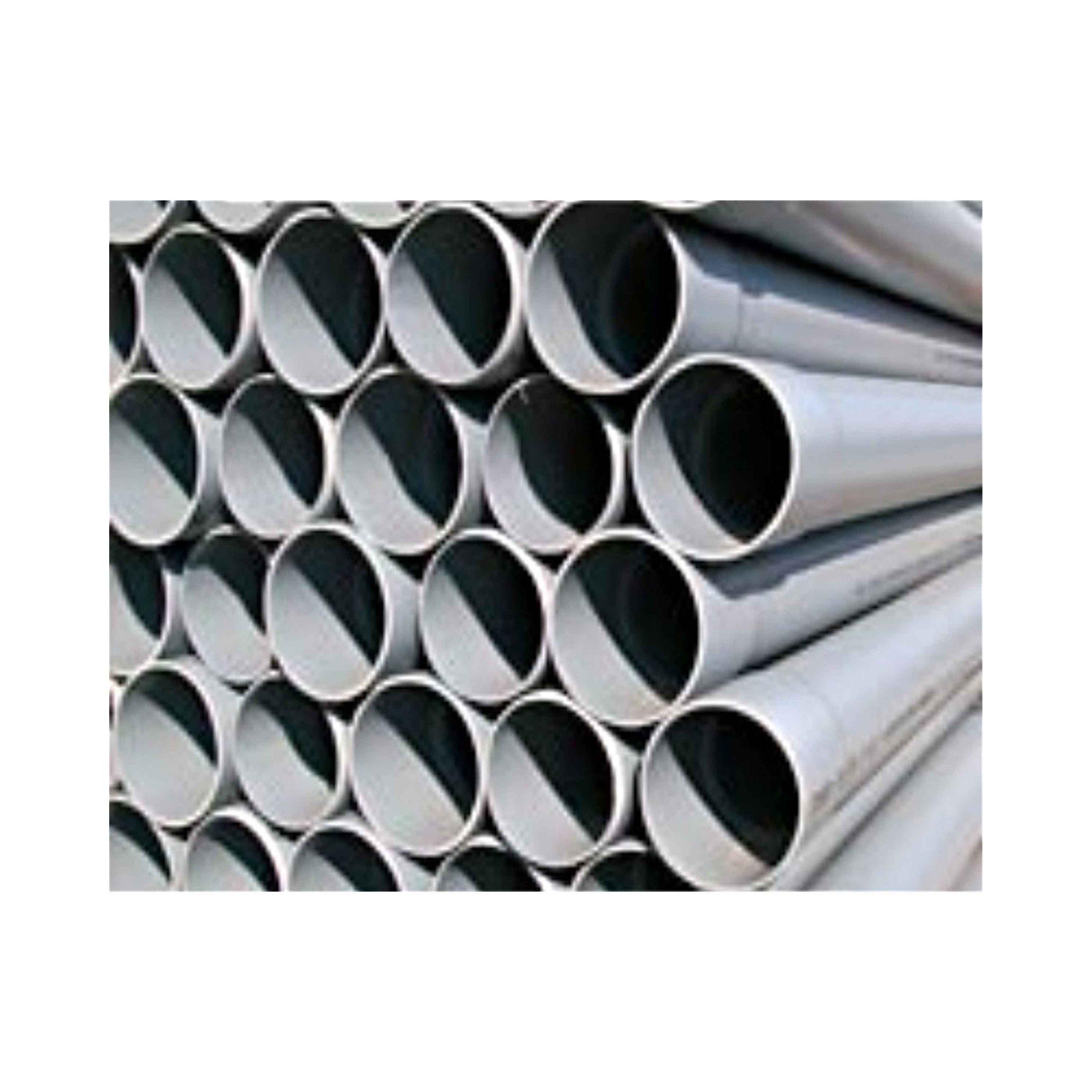 TUBE_PVC_GRIS_EVACUATION_BATIMENT_REF_5800_SEMI_RIGIDE_BSB_CAOUTCHOUCS_PLASTIQUES
